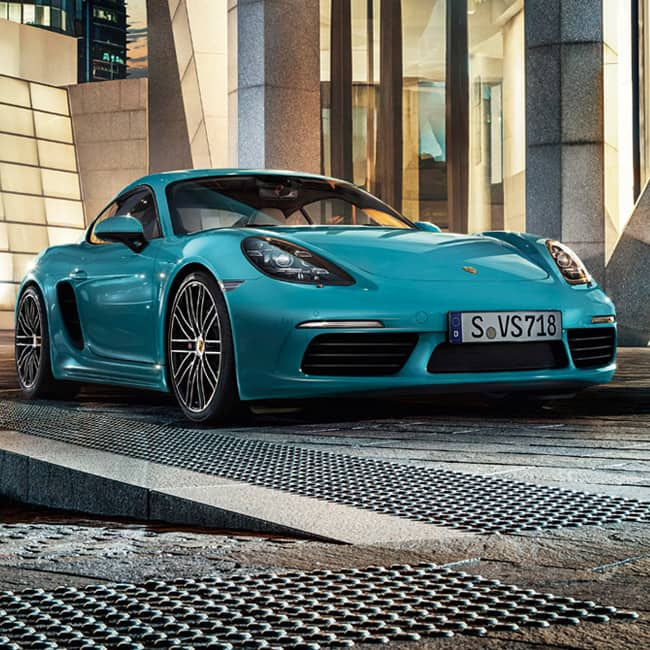 Porsche 718 Cayman: Porsche 718 Cayman And Boxster Launched In India; Check