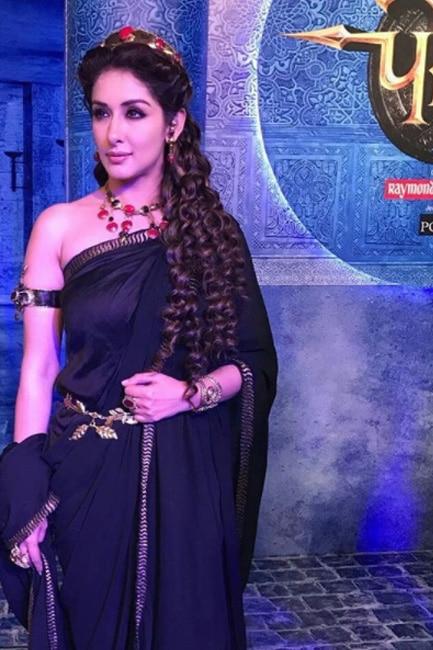 Porus actress Sameksha Singh