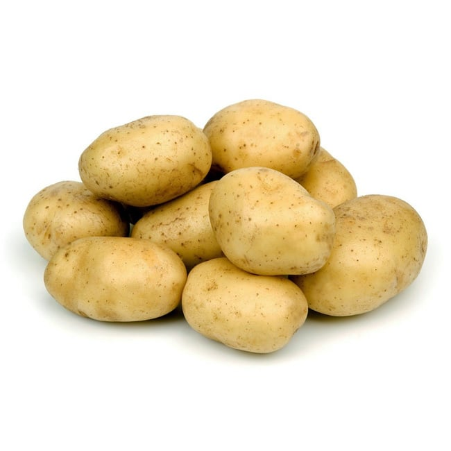 Potato massage