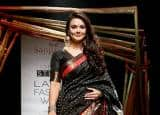 Lakme Fashion Week 2017, day 2: Preity Zinta graced the event in her desi avatar