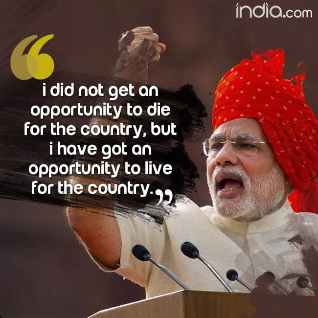 Happy Birthday Narendra Modi Top 10 Powerful Quotes By PM