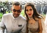 Inside pics of Karisma Kapoor's ex-husband Sunjay Kapoor's grand wedding reception with wife Priya Sachdev in New York!