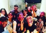 Priyanka Chopra spreads colors of Holi in NYC too!