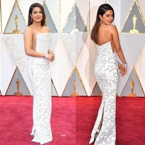 Priyanka Chopra keeps the black and white game on for Oscars, see pics!