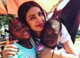 PICS: Here's what UN Goodwill ambassador Priyanka Chopra taught and learnt during Zimbabwe visit!