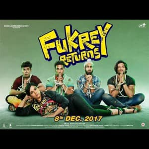 Fukrey Returns first look pictures!