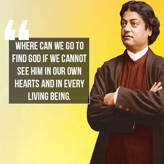 Quotes Vivekananda: Motivational Quote By Swami Vivekananda