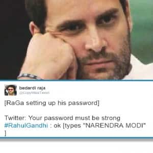 Rahul Gandhi's official twitter account hacked: Trolls by Twitterati will make you go ROFL