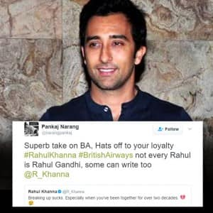 Twitter trolls actor Rahul Khanna for his relationship status