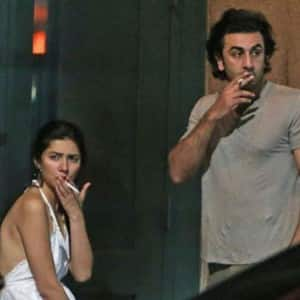 Do Ranbir Kapoor and Mahira Khan's viral pics escalate rumors of them being a couple?