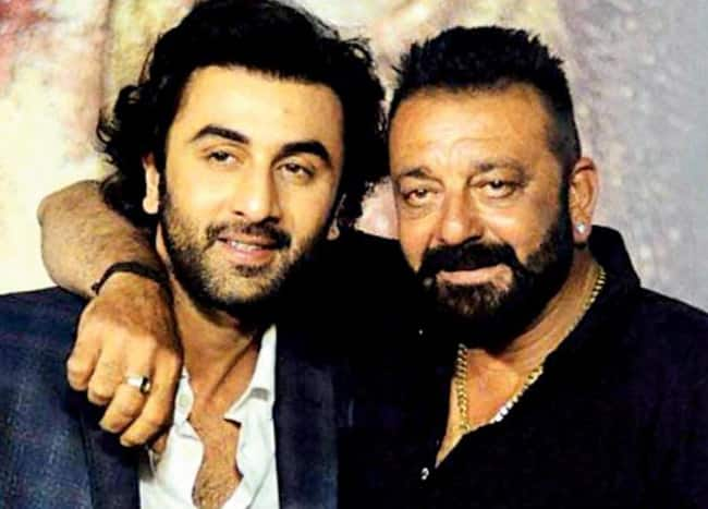 Ranbir kapoor adapting sanjay dutt s body language sanjay dutt ranbir kapoor with sanjay dutt at an event altavistaventures Image collections