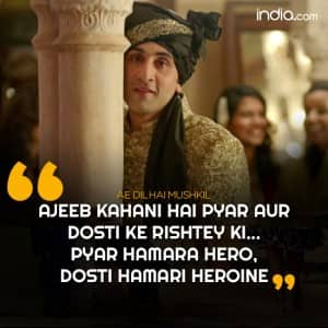 Valentine's Day special: Sarcasm dotted Bollywood dialogues you can tease your single friends with