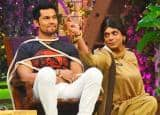 Randeep Hooda and Kajal start off promotions of 'Do Lafzon Ki Kahani' with 'The Kapil Sharma Show'!