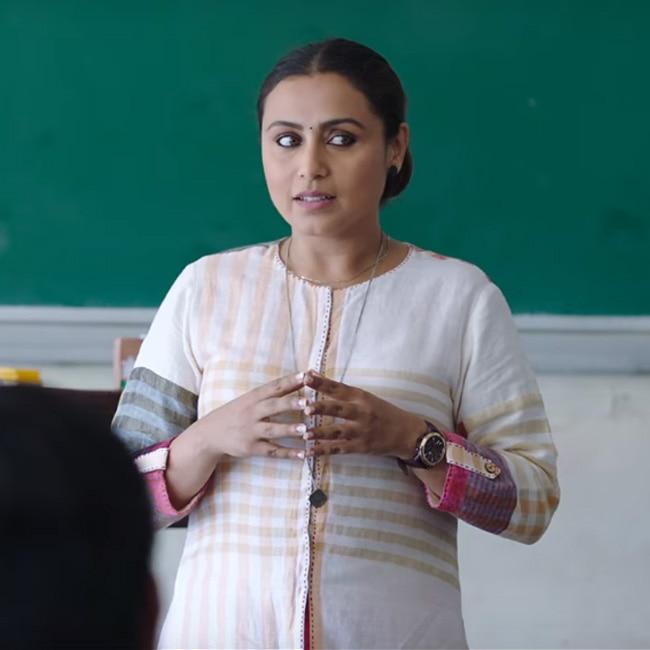 Rani Mukherji   s Hichki
