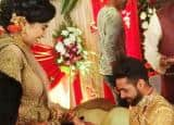 Check out cricketer Ravindra Jadeja's wedding Album