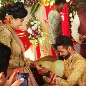 Check out cricketer Ravindra Jadeja's wedding Album