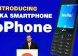 Reliance JioPhone launched: Check out the highlights of the feature phone