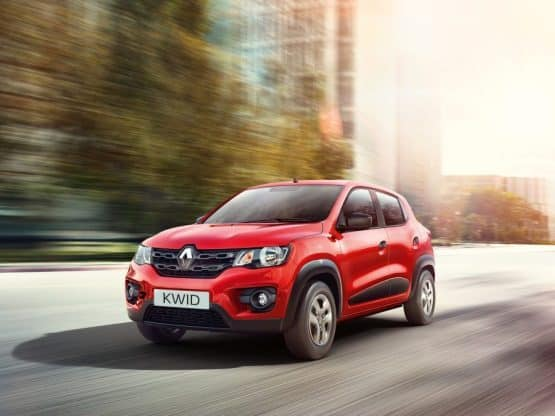 Renault KWID is powered by a newly developed 0.8-litre, 3-cylinder petrol engine that is paired to a five-speed manual gearbox and the small car is claimed to deliver remarkable fuel efficiency 25.17kmpl, deriving it as the most fuel efficient petrol car available in the country.