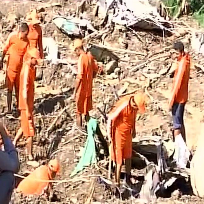 Rescue operations in Mandi  Himachal Pradesh continue