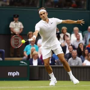 Wimbledon 2016 Championships Day 3: Roger Federer beats British qualifier Marcus Willis