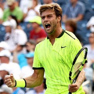 US Open 2016, Day 3: Rafael Nadal advances to 3rd round, Garbine Muguruza and Milos Raonic knocked out