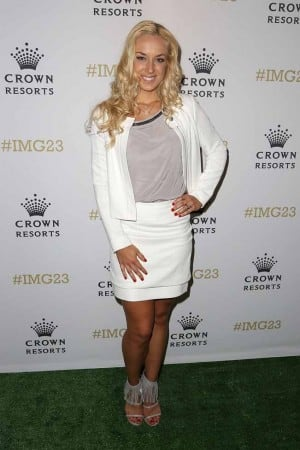 Maria Sharapova, Rafael Nadal and other tennis players sizzle in Crown's IMG@23 Tennis Players' Party