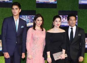 Sachin: A Billion Dreams special premiere: Celebrities from the world of Bollywood and cricket attend the grand premiere, see pictures