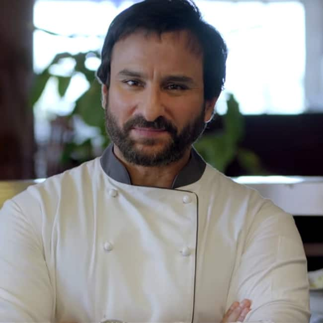 Saif Ali Khan  the prime reason to watch Chef