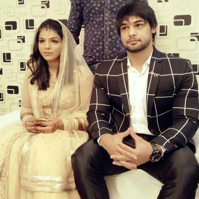 Sakshi Malik engaged to boyfriend Satyawart Kadian