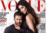 Salman Khan and Katrina Kaif's shoot for Vogue magazine is utterly sensual