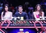 Salman Khan and Katrina Kaif kick start promotions of Tiger Zinda Hai with dazzling appearance