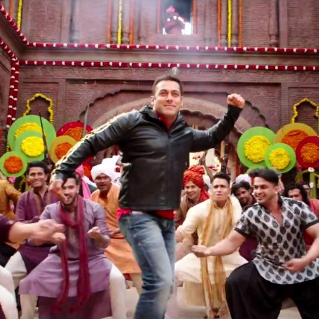 Sultan Salman Khan Gives Party Anthem 'Baby Ko Bass Pasand
