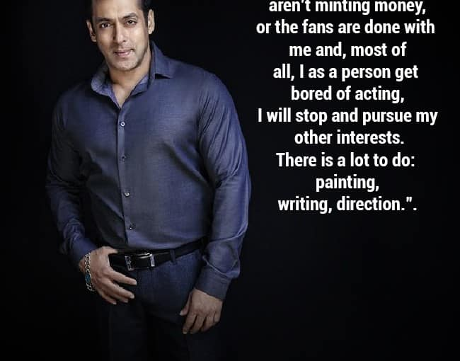 10 Inspirational Quotes By Salman Khan Poslednie tvity ot salman khan quotes (@sayssalmankhan). india com
