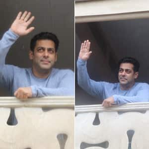 PHOTOS: From Tubelight co-star to top Bollywood celebs, all were at Salman Khan's Eid party last night!