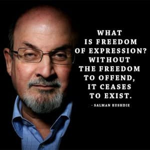 Happy Birthday Salman Rushdie: Quotes from Salman Rushdie that will make you see world from a different angle!