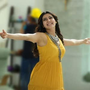 Check Out Actress Samantha S Gorgeous Stills From Movie A