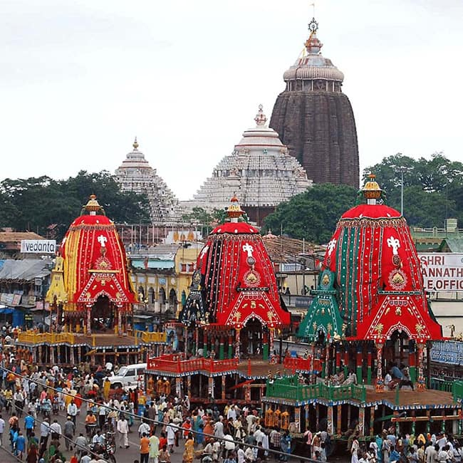 Schedule of Snana Mandal ceremony prior to the Rath Yatra