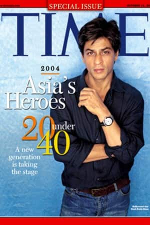 Indians who have been featured on Time Magazine