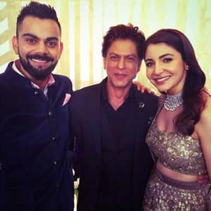 Inside pictures of Virat Kohli and Anushka Sharma's classy reception ceremony