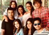 Inside pictures of the fun that celebs did at Shah Rukh Khan's Alibaug residence during his birthday party