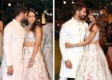PICS: Shahid Kapoor and Mira Rajput give a romantic start to Lakme Fashion Week 2018