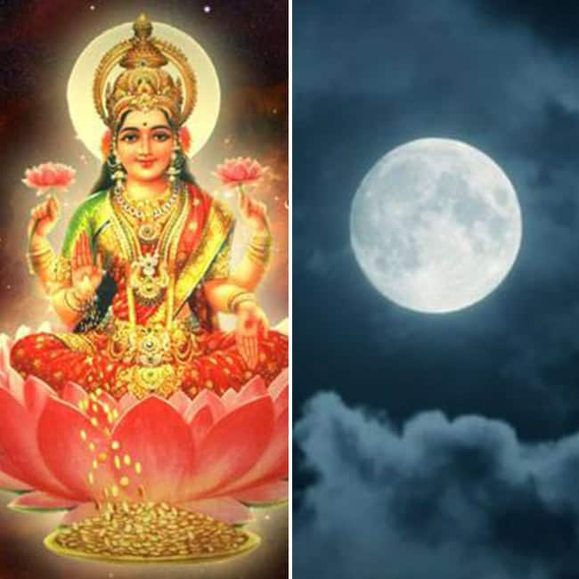 Sharad Purnima celebrated on 5th October this year