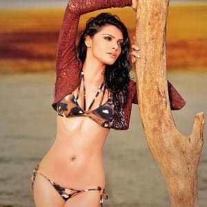 Sherlyn Chopra looks super sexy in this picture