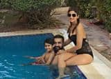Shilpa Shetty swimwear and bikini pictures!