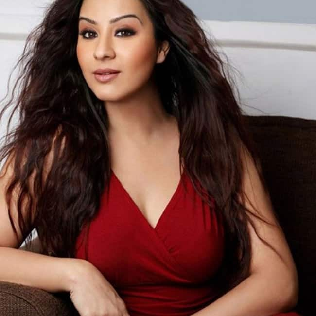 Shilpa Shinde posing for a super hot shoot