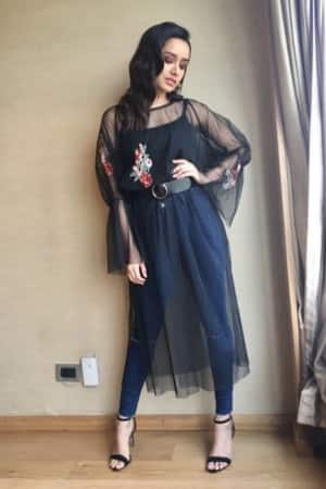 Shraddha Kapoor turns real HASEENA during promotional spree of her movie, here's proof!