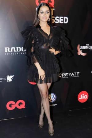 GQ Best Dressed Party: Shraddha Kapoor, Adah Sharma, Varun Dhawan and other Bollywood celebs make stylish appearances