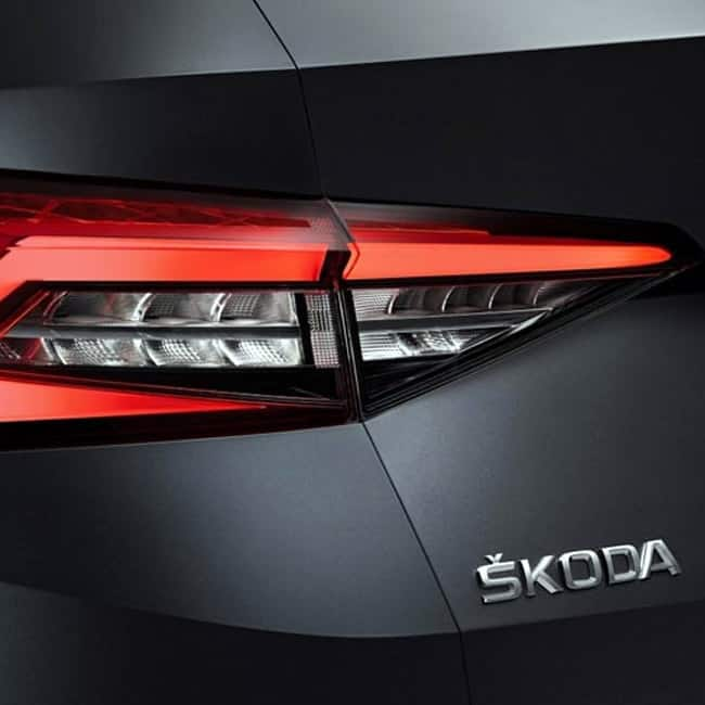 Skoda Kodiaq Suv Comes With Bulging Wheel Arches And A