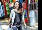 PHOTOS: Mommy-to-be Soha Ali Khan flaunts her baby bump in style!
