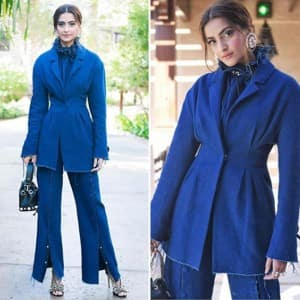 Sonam Kapoor gives a VOGUISH start to the 14th Dubai International Film Festival